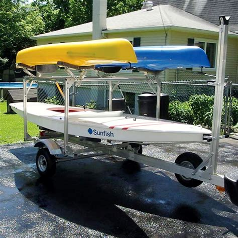 Boat Trailer Undercarriage by Castlecraft Sailboat Trailer Laser Sailboat