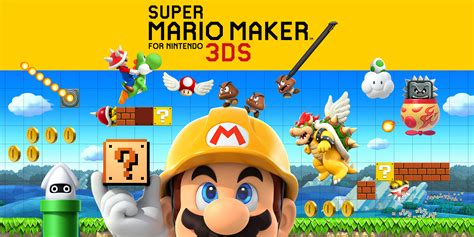 Alright, this tutorial will go over ever step that is recommended for installing ds game maker. Super Mario Maker for Nintendo 3DS | Nintendo 3DS | Games ...