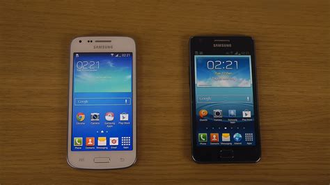 samsung galaxy plus samsung galaxy s2 plus which is faster youtube