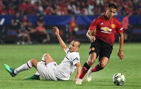 40+ Man United Vs Ac Milan - My Blog