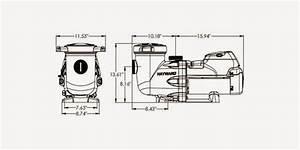 Hayward Pool Pump Sp3400vsp Manual Operating System