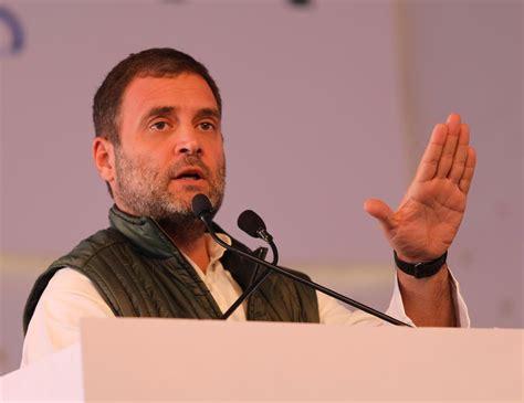 Rahul Gandhi: Modi govt considers farmers as liability ...
