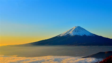 japan mount fuji landscape wallpaper