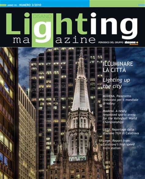 lighting and decor magazine mister joe lekas as seen in cover image for the sept