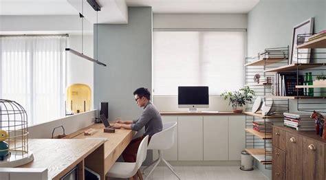 bureau style scandinave  la maison  idees chic