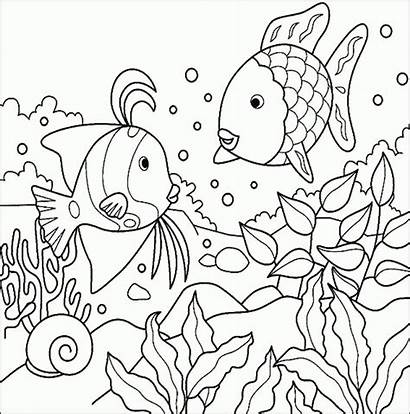 Nature Coloring Pages Realistic Printable Getcolorings