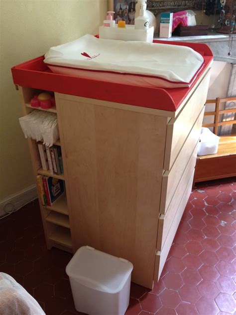 image of small baby changing table ikea with table langer ikea leksvik