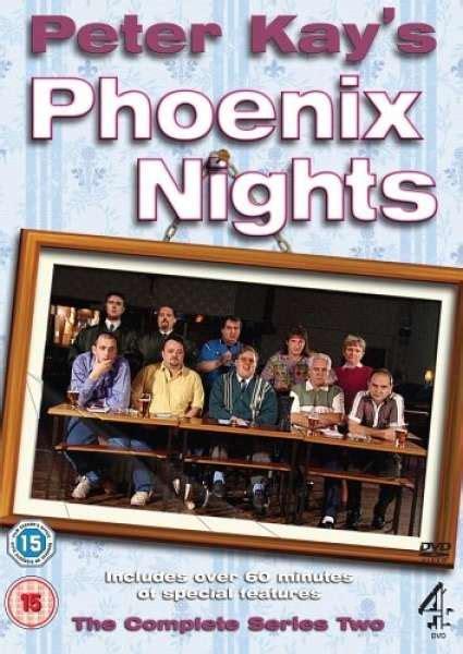 phoenix nights series  dvd zavvicom