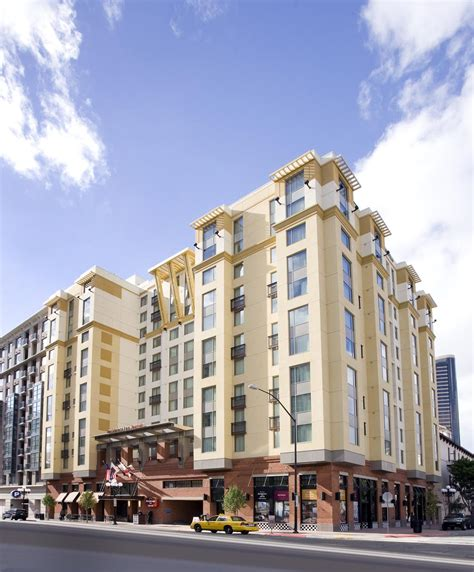 Marriott Gasl San Diego California by Residence Inn By Marriott San Diego Downtown Gasl