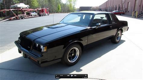 1987 Buick Grand National (regal T-type Turbo) Start Up