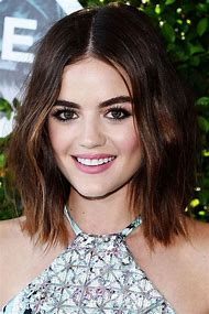 Lucy Hale Short Hair