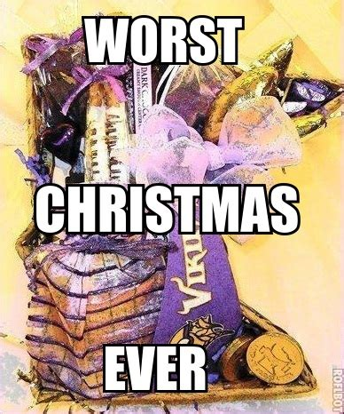 gifts for vikings fans purple people apparel holiday edition ruin christmas
