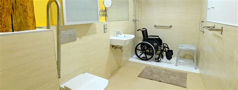 Handicapped Accessible Bathroom Designs by Modern Bathroom Designs For A Handicapped Accessible Home