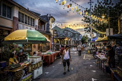 armenian street george town penang malaysia