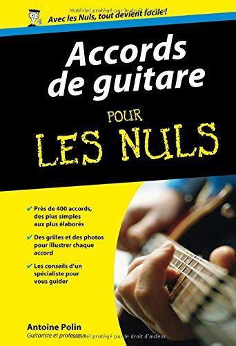 accords de guitare poche pour les nuls livre enligne gratuit pdf telecharger