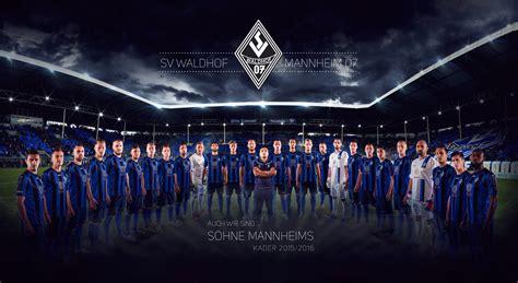 R+SGruppe will SV Waldhof Mannheim in die Bundesliga
