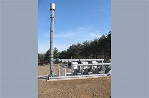 Utility Flares For Landfill Gas Energy