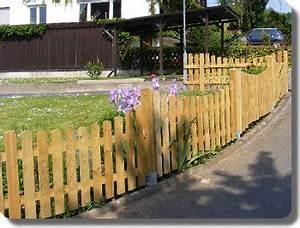 Gartenzaun Mit Tor : gartenz une online bestellen und kaufen unter ~ Frokenaadalensverden.com Haus und Dekorationen