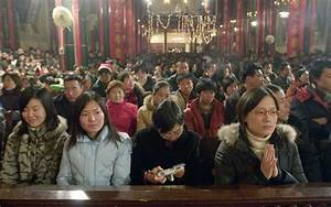 China on course to become 'world's most Christian nation ...