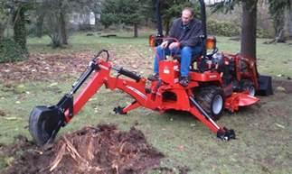 Sub Compact Tractors