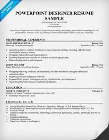 curriculum vitae vs resume ppt powerpoint designer resume sle resumecompanion resume sles across all industries