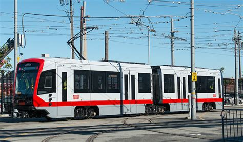 To Test New Lrvs, Muni Metro To Suspend Evening, Weekend
