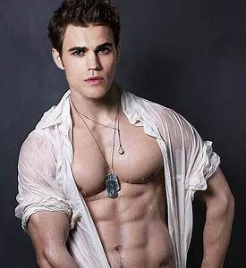 Paul Wesley Height Weight Stats - PK Baseline- How Celebs ...