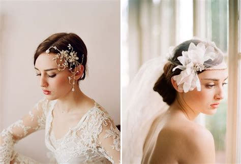1920 Great Gatsby Hairstyles by The Great Gatsby Inspired Veils And Hairstyles Sortashion