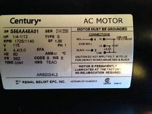 Need Help Wiring 110v Ac Motor To Drum Switch