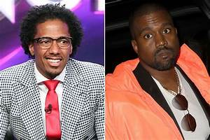 Nick Cannon Thinks Kanye West Would Win A Fist Fight ...  Nick