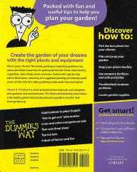 gardening basics for dummies gardening basics for dummies by steven a frowine paperback barnes noble 174