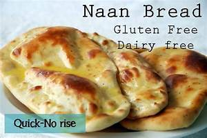 Naan Sans Gluten : gluten free naan bread quick no rise breads crostini bruschetta pizza and anything dough ~ Melissatoandfro.com Idées de Décoration