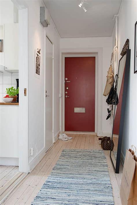 casually comfortable decor driven apartment  sweden