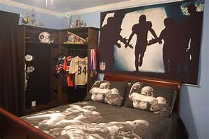 football bedroom bukit