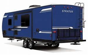 2020 Stratus Sr261vbh Travel Trailer