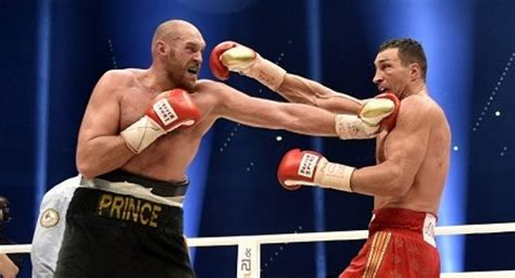 Tyson Fury knew the world heavyweight champion title was ...