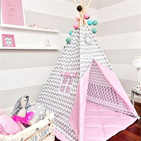 Tipi Zelt Kinderzimmer Etsy by Teepee Tent Sweet Moment Spielkeller Co Kinder