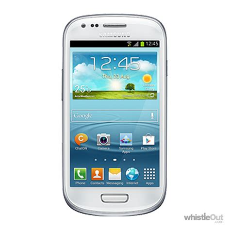 Cell Phone Price by Samsung Galaxy S Iii Mini Prices Compare The Best Plans