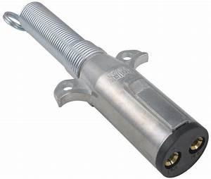 2-pole Trailer Wiring Connector