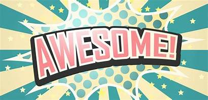 Awesome Results Recognition Awareness Fundraising Thought Brand