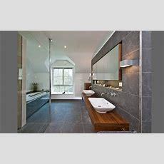 Das Baddesign Der Landhaus Villa Von Baufritz Lifestyle