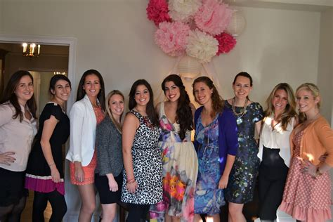 What Do I Wear To A Bridal Shower by K J Bridal Shower