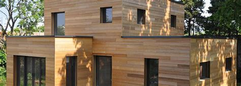construction maison bois eco logis concept r 233 gion paca