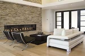 Dcoration Salon Moderne Noir Et Blanc Deco Maison Moderne