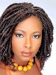 Coiffure Tresse Africaine : style de coiffure femme africaine ~ Nature-et-papiers.com Idées de Décoration
