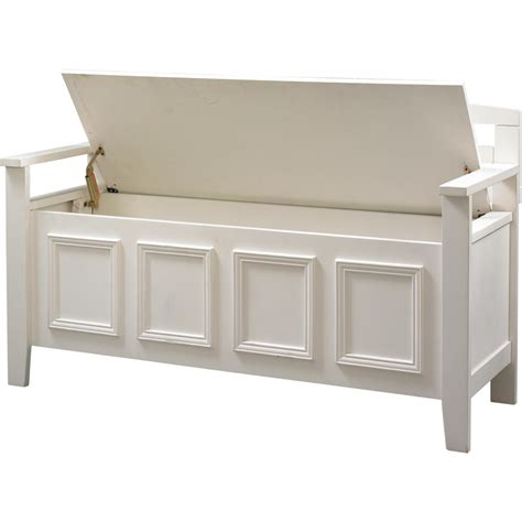 bathroom bench ideas white wood storage bench practical and doubled functional