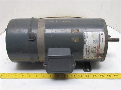 v brake bremsbeläge general electric 5k49un 4208 3ph motor k459 1hp 1725 rpm 230 460v stearns brake ebay