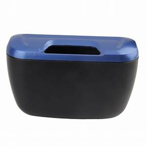 Car Door Side Hanging Compartment Trash Barrel Debris ...