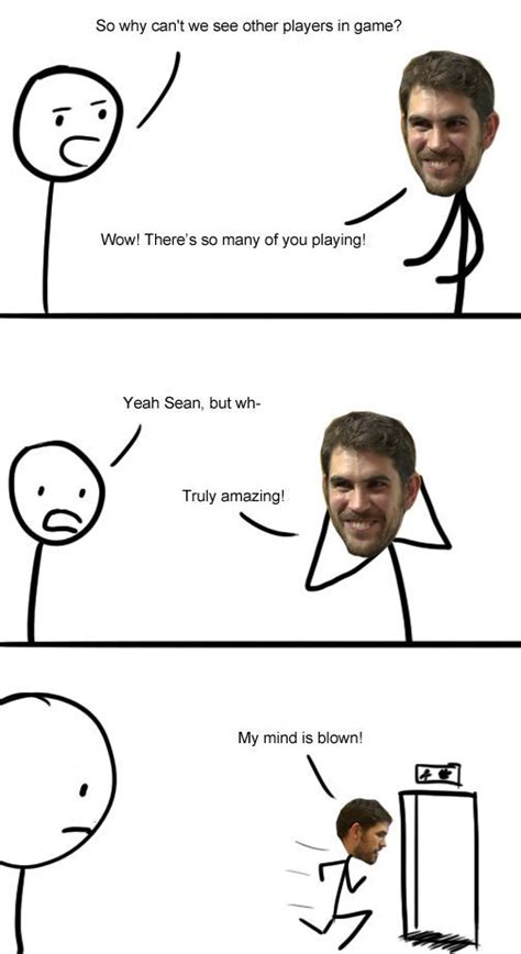Sean Murray Memes - sean murray on twitter quot pre loading is not available for no man s sky download size is 2 6gb quot
