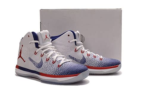 "New Air Jordan Xxx1 ""olympic"" For Sale"